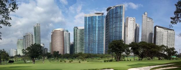 Global City Skyline