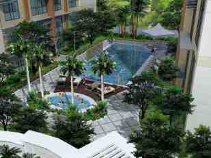 Swimming Pool located at the grand amenity deck