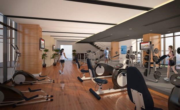 Fitness Center/ Gym