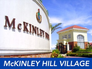 MCKINLEY HILL VILLAGE