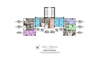 7th Floor Upper Plan