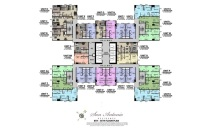 8th-35th Floor Plan