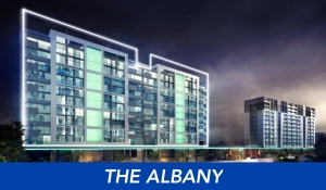 Albany-facade