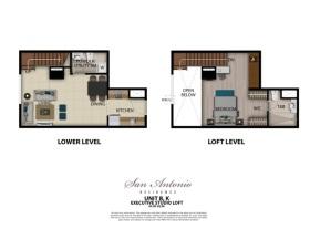 Units BK- Exec. Studio 63 sq.m.