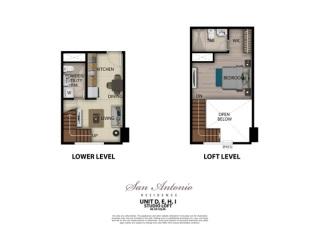 Units DEHI- Studio Loft 46.5 sq.m.